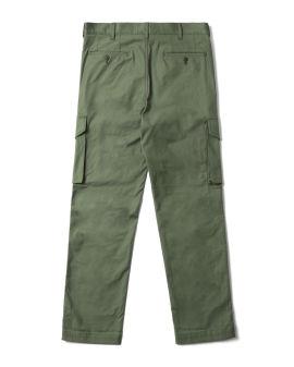 Flap pocket pants