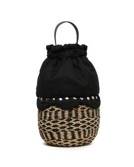 Panelled bag