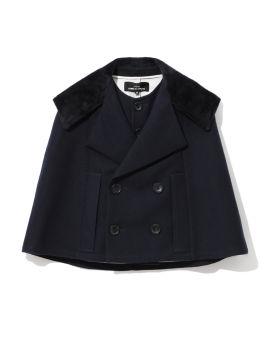 Panelled jacket