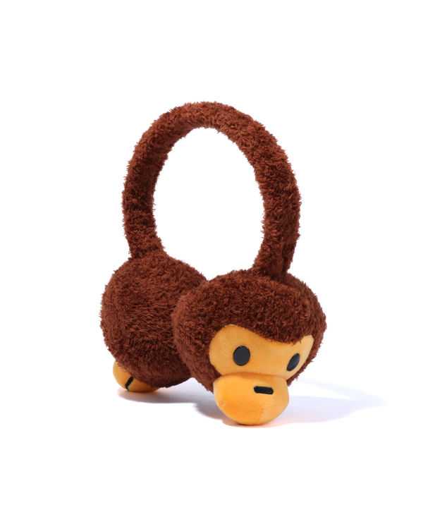 Baby Milo Plush Doll earmuffs