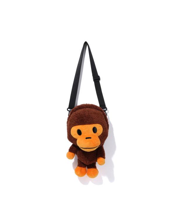 Baby Milo Plush Doll shoulder bag