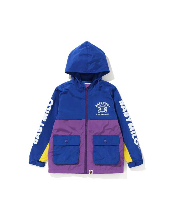 Baby Milo Colour Block hoodie