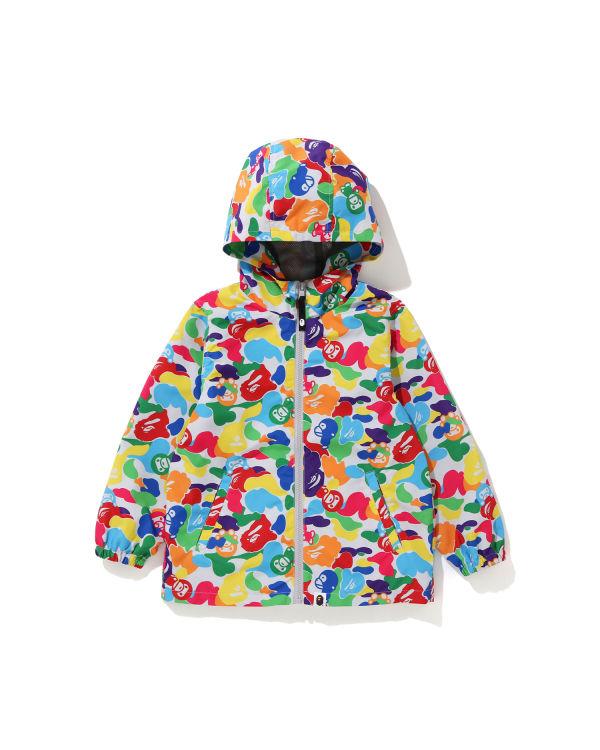Milo ABC hooded jacket