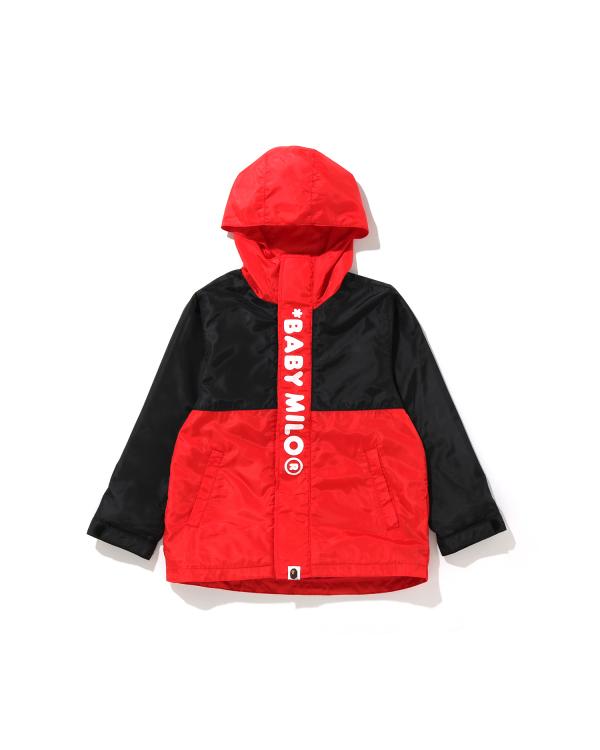 Baby Milo hoodie jacket