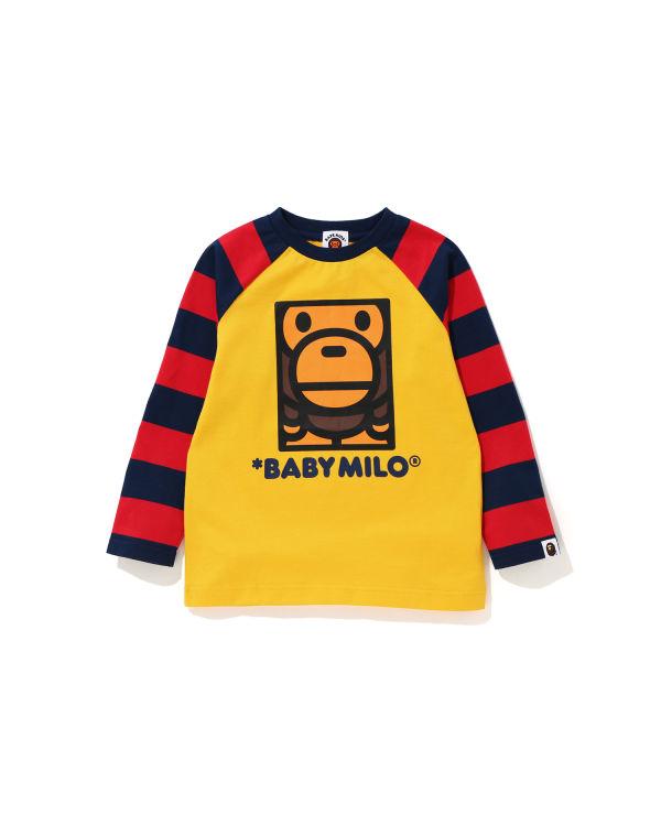 Baby Milo Hoop tee