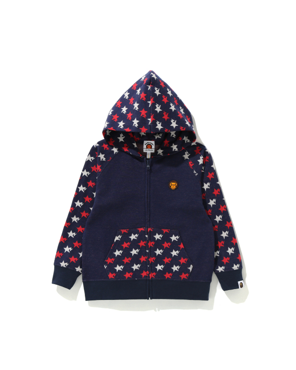 Sta Multi Baby Milo zip hoodie