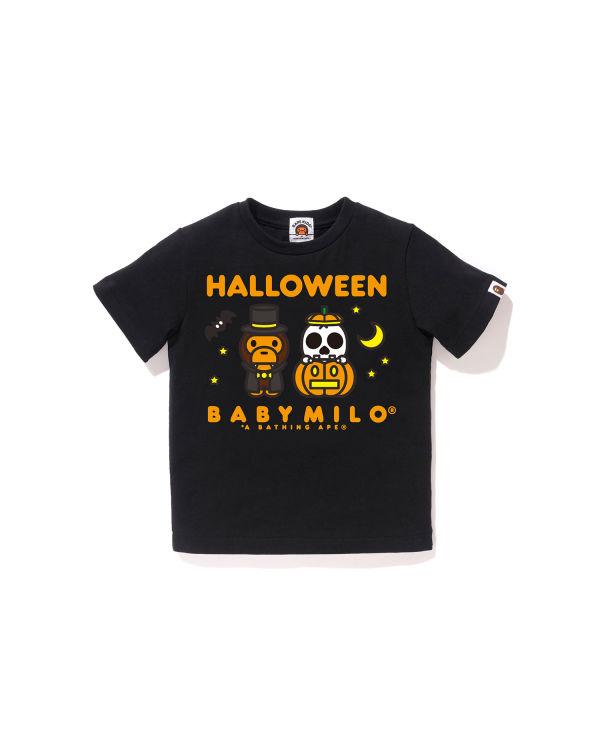 Kids' Halloween Baby Milo tee