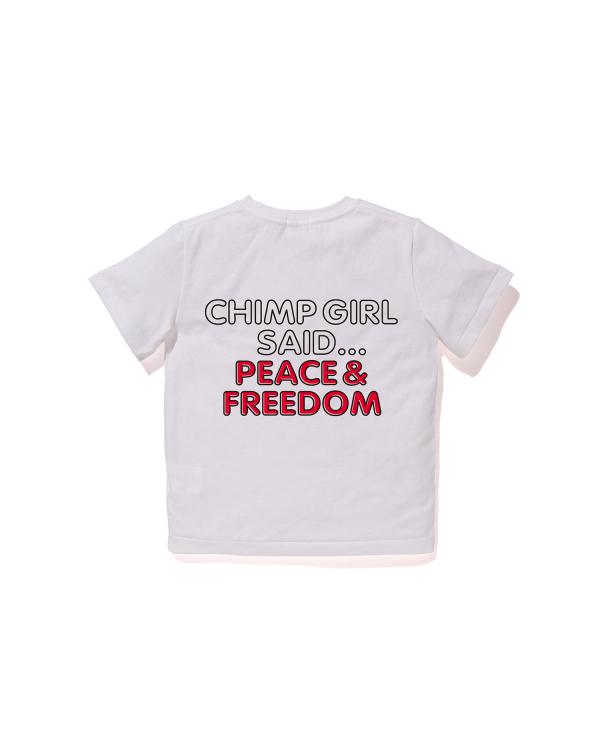 Lisa Peace & Freedom tee
