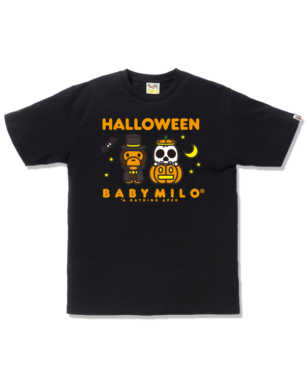 Men's Halloween Baby Milo tee