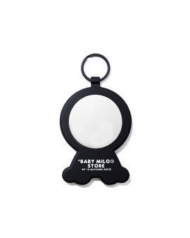 Milo mirror keychain