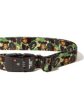 ABC Milo luggage belt set