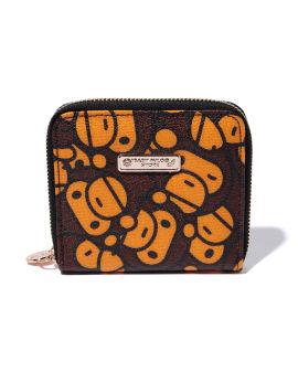 All Baby Milo zip wallet
