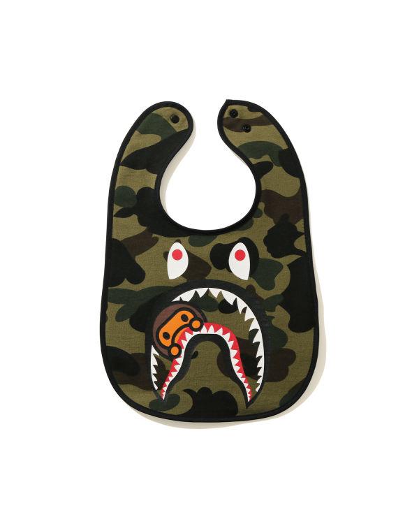 Milo Shark 1st Camo bib