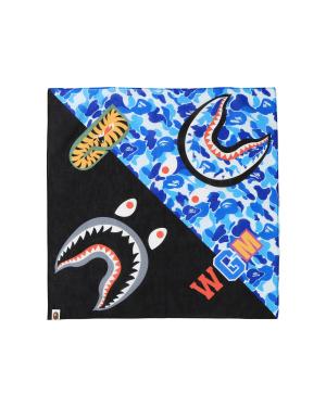 ABC Shark bandana