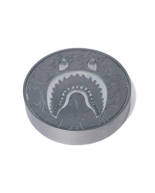Shark paperweight
