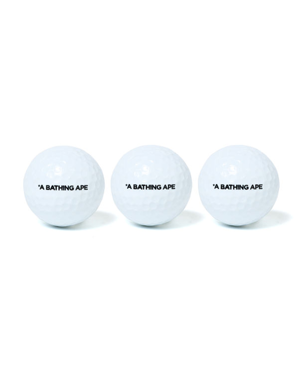 ABC golf ball set
