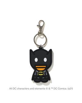 X DC Baby Milo Batman keychain