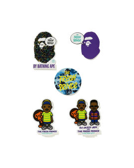 X The Fresh Prince Sticker set