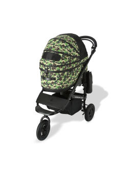 X AIRBUGGY ABC Camo Baby stroller