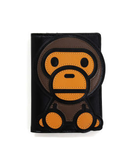 Baby Milo Leather Card Case