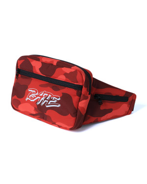 Colour Camo waist bag