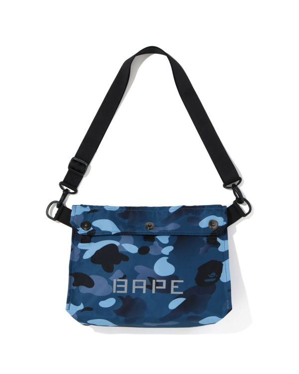 Gradation Camo shoulder bag