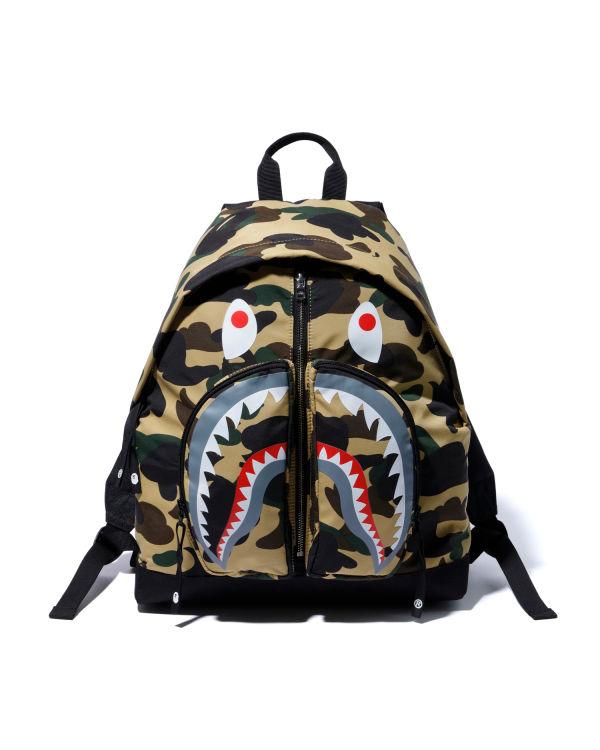 1st Camo Shark backpack
