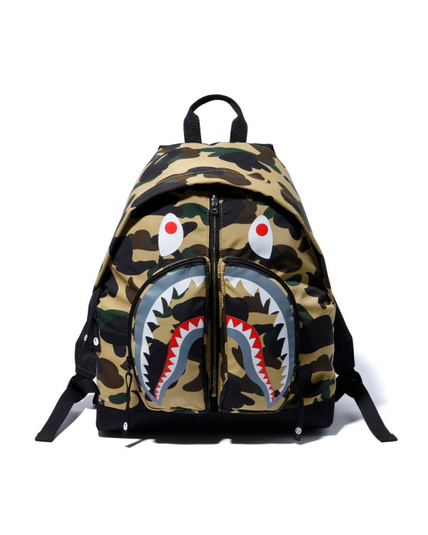 1st Camo Shark backpack