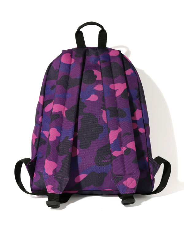 Color Camo Tiger backpack