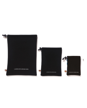 ABC gadgets pouch set