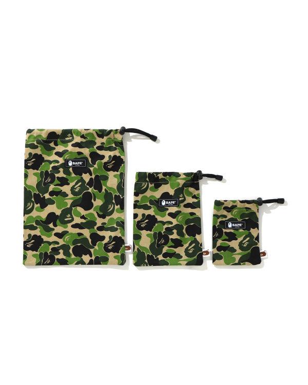 ABC pouch set