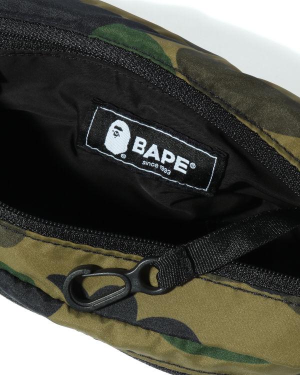 1st Camo Packable waist bag