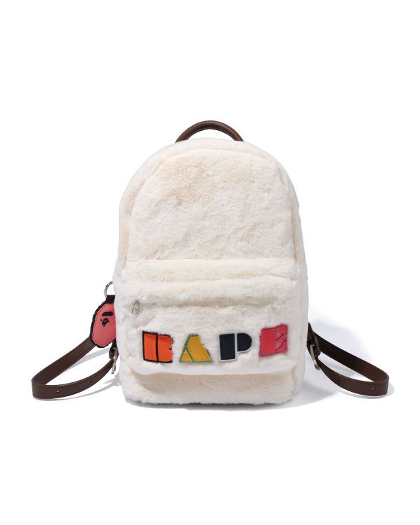 Bape Applique Boa backpack