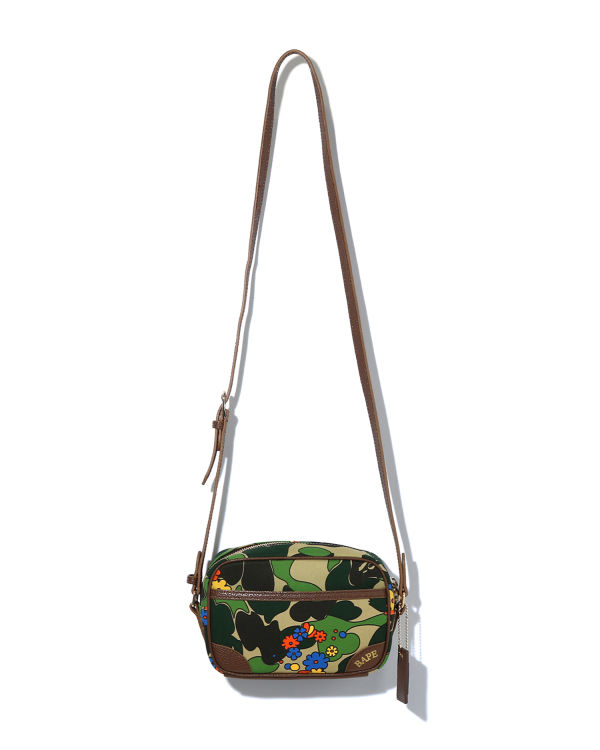 ABC Flower shoulder bag