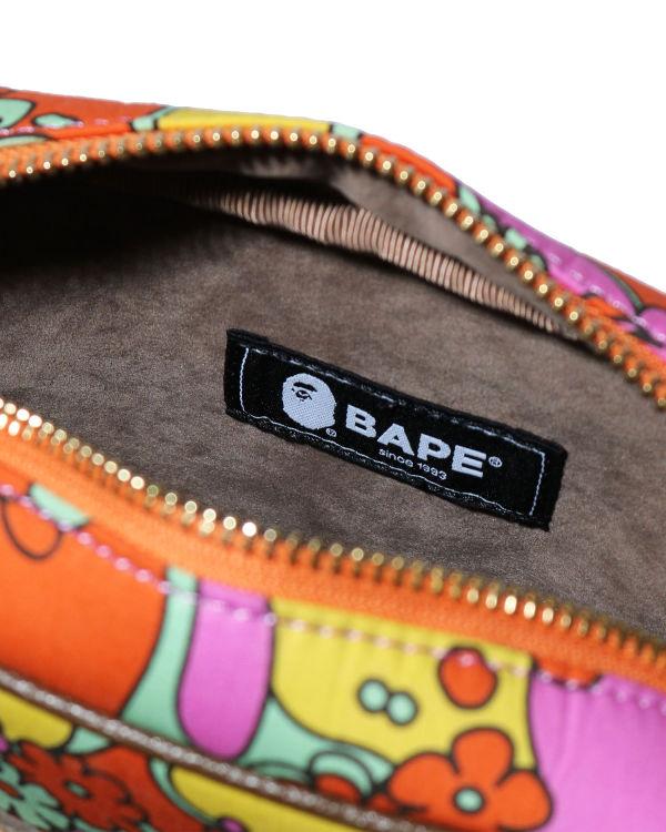 ABC Flower shoulder bag