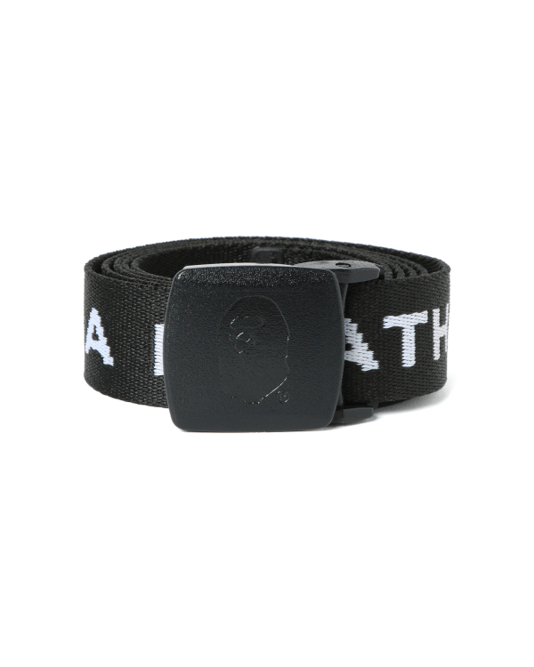 A Bathing Ape Logo GI belt