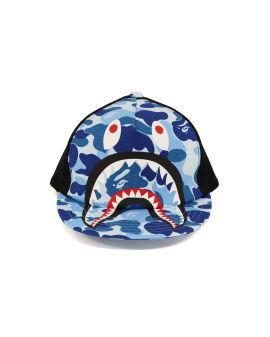 1st Camo Shark Mesh cap