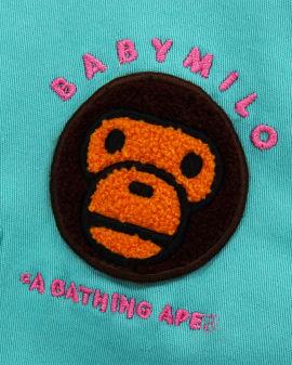 Baby Milo Patch dress