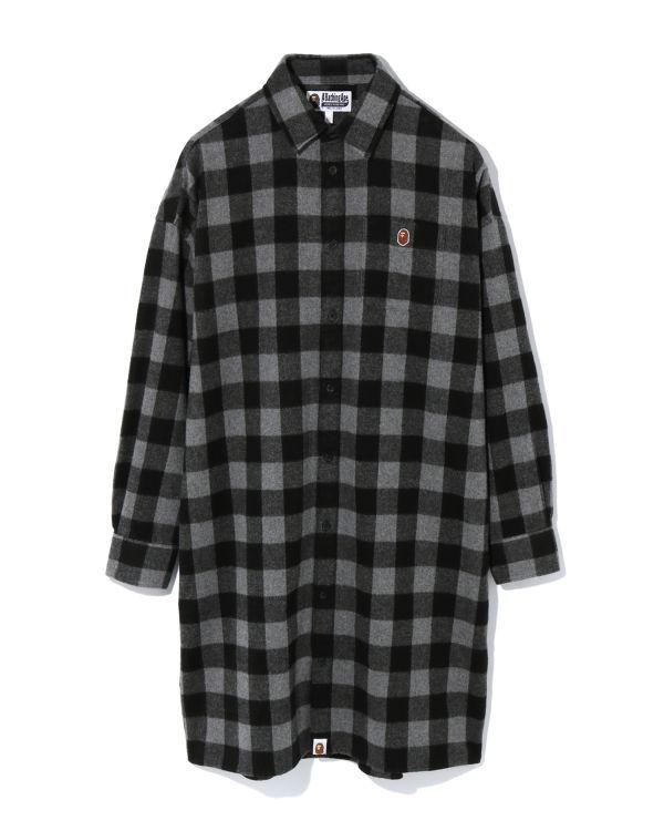 Block Check shirt