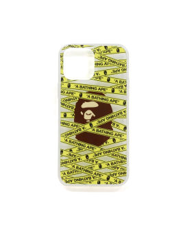 Tape Logo iPhone 13 Pro Max Clear Case