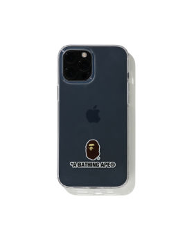 A Bathing Ape iPhone 12 / 12 Pro Clear case