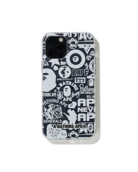 Ape Classic iPhone 12 Pro Max Clear case