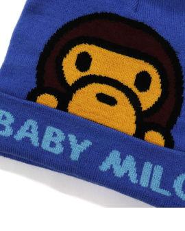 Baby Milo Knit Cap