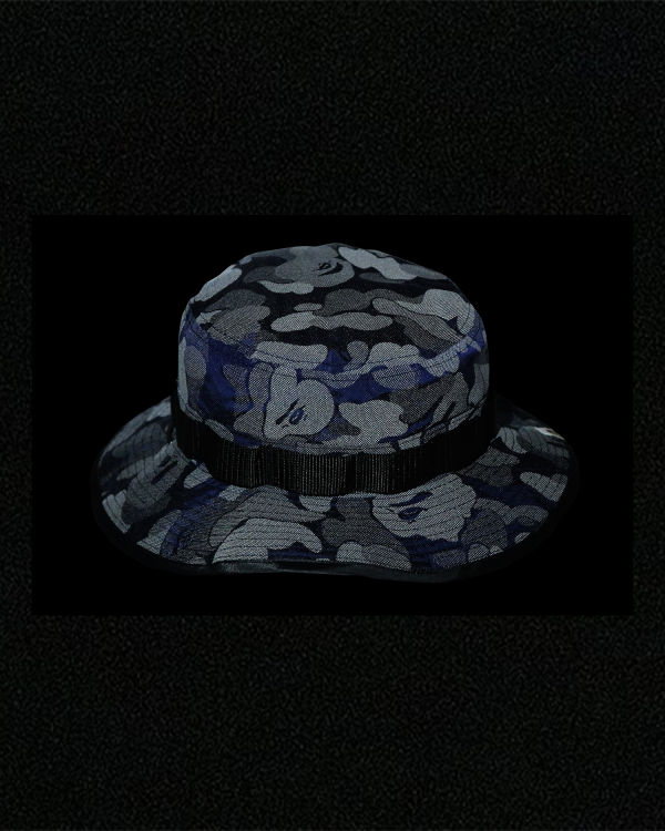 ABC Dot Reflective bucket hat