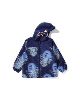 Bape Storm Shark Hoodie jacket