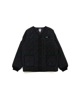 Multi Patch STA Quilted Jacket