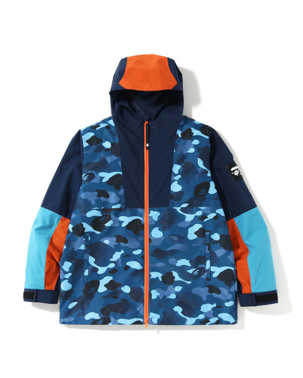 Gradation Camo zip jacket