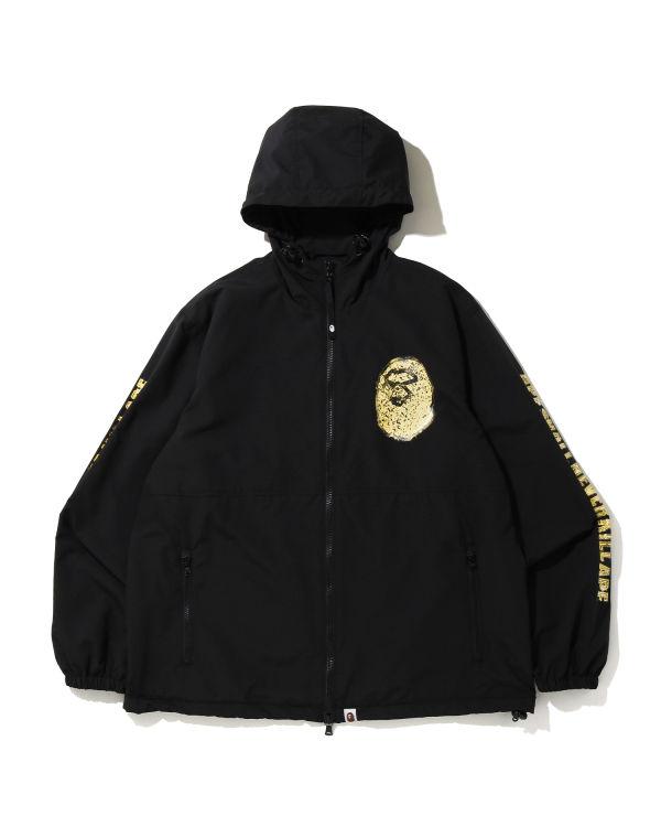 Jewlery Motif hooded jacket