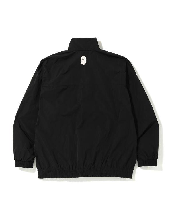 Bape track jacket