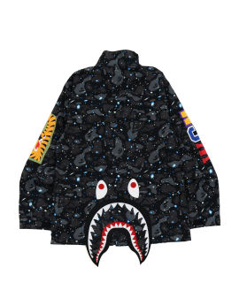 Space Camo Shark M-65 Jacket